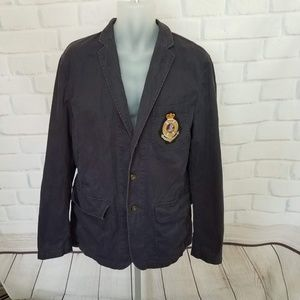 Vintage Ralph Lauren Tropical Cruising Club Blazer